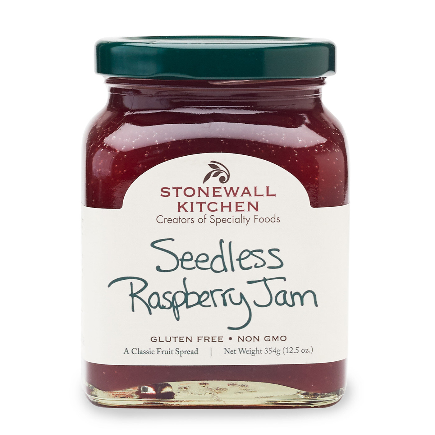 Seedless Raspberry Jam
