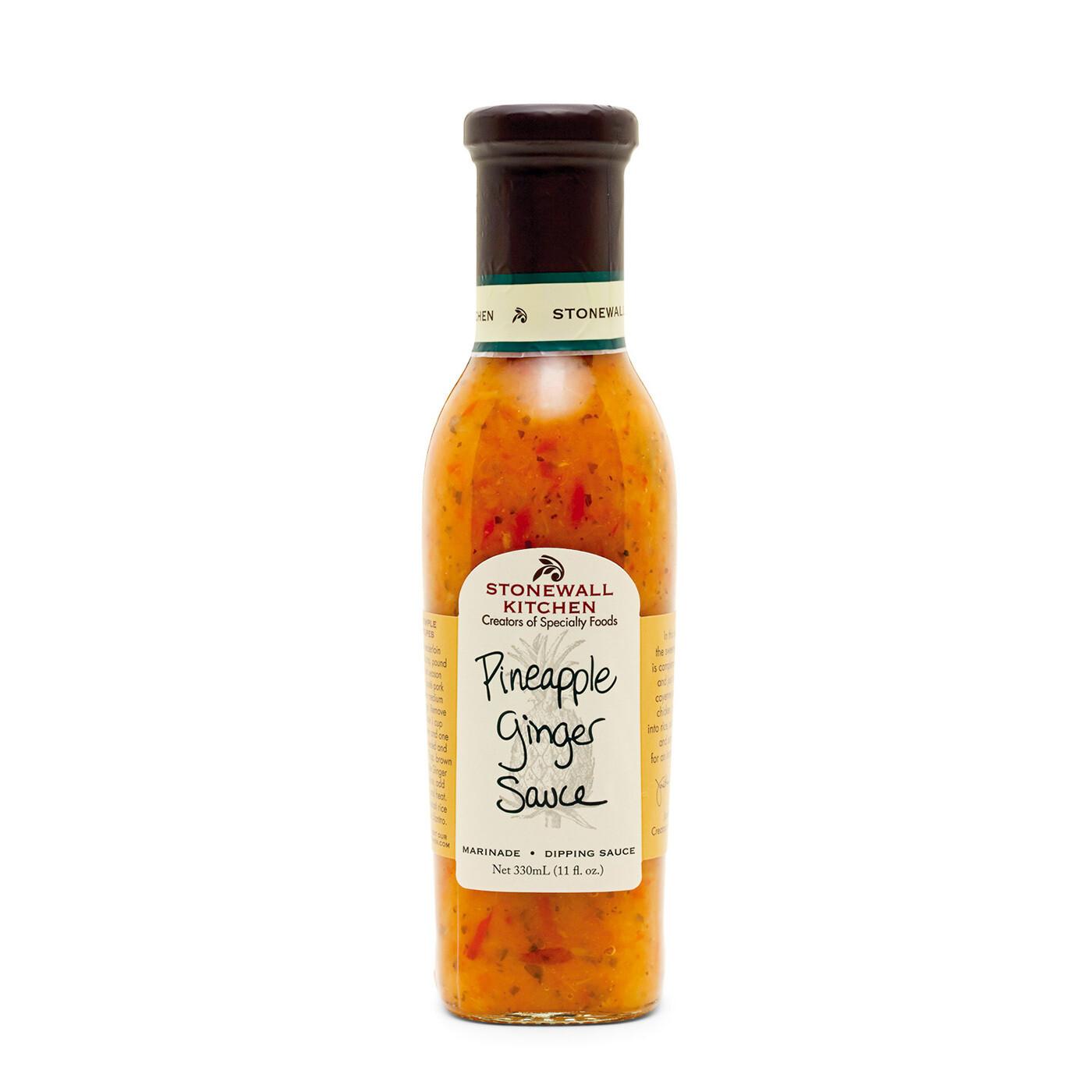 Pineapple Ginger Sauce