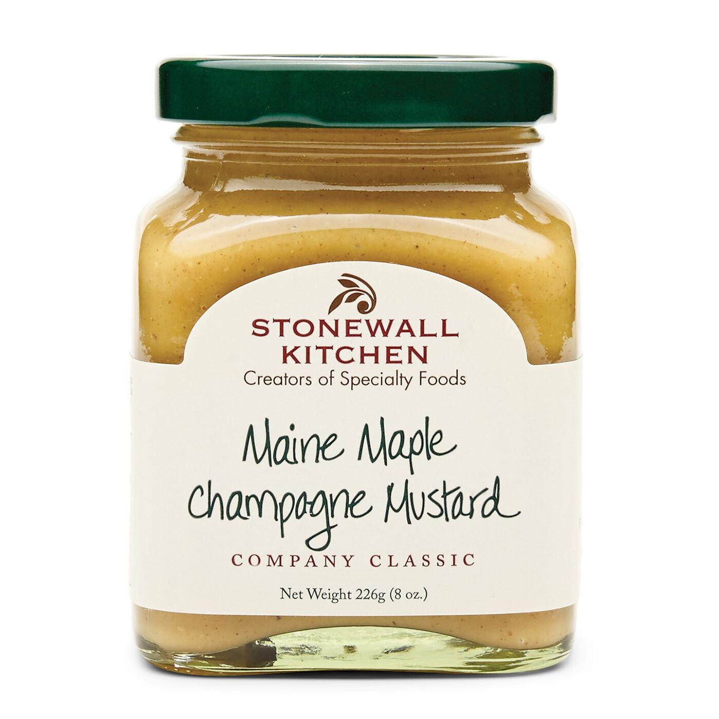 Maine Maple Champagne Mustard Mini