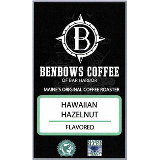 Benbows Hawaiian Hazelnut Ground