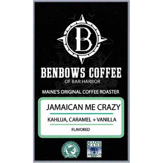Benbows Jamaican Me Crazy Ground