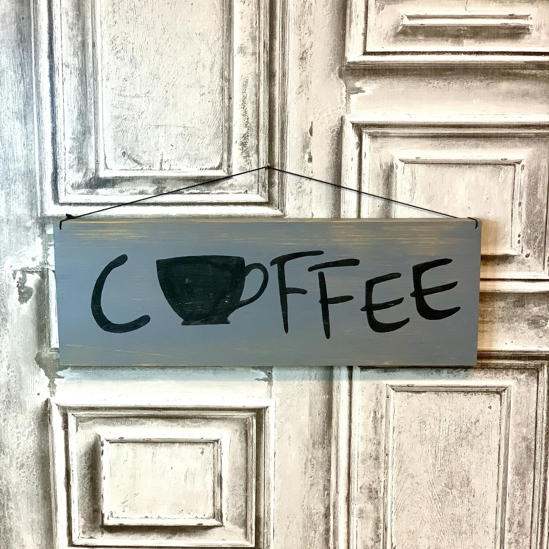 Wood Sign Coffee-1
