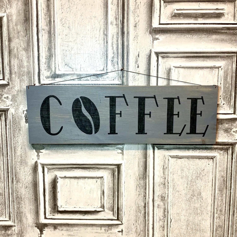 Wood Sign Coffee-4