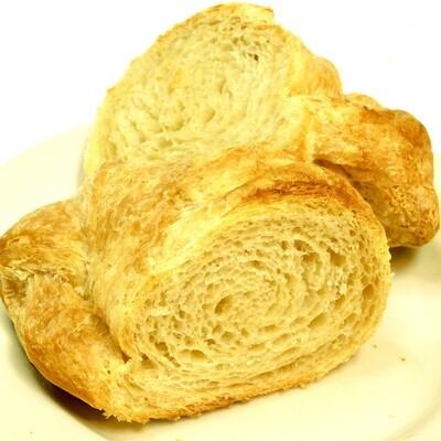 Croissant, Plain/Fruit Filled