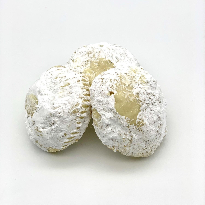 Snowball, Walnut Shortbread