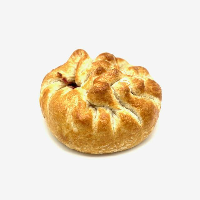 Baked Brie w/ Raspberry
