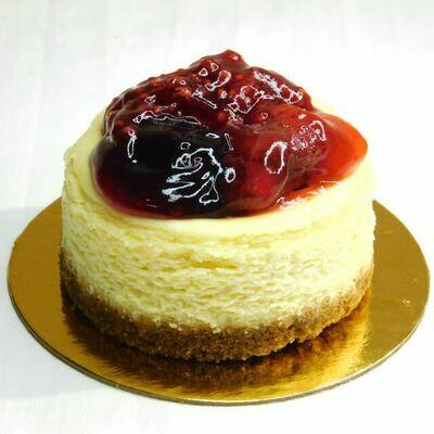 Individual Cheesecake