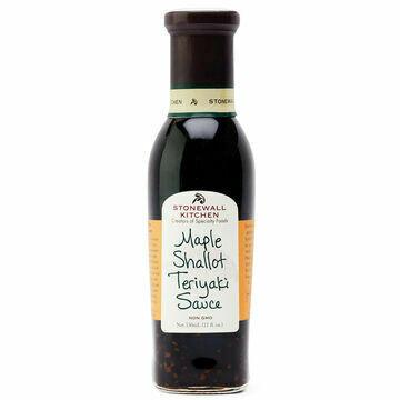 Maple Shallot Teriyaki Sauce