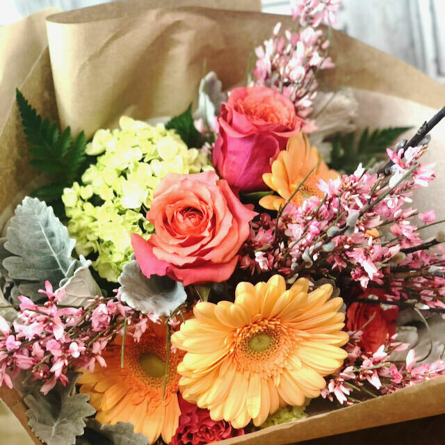 Flowers Hand-Tied/Wrapped