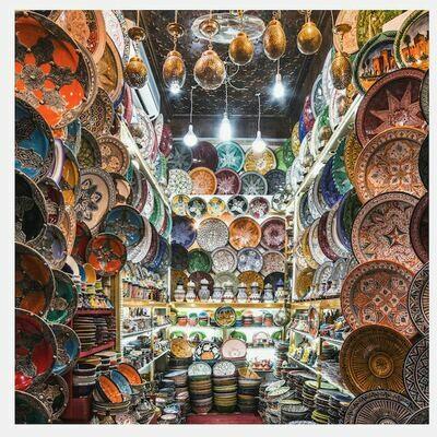 Pottery Shop Puzzle