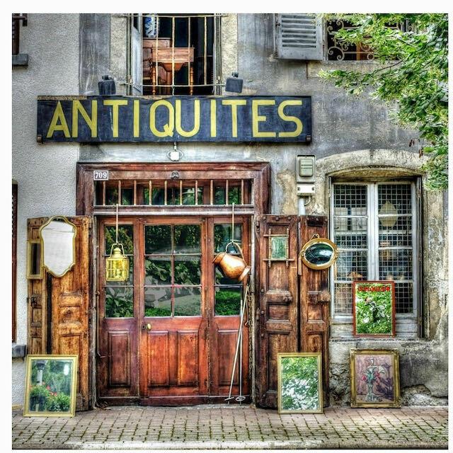 Antiquites Puzzle