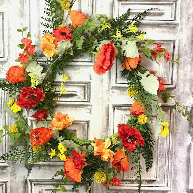 PM2710-ROG Wreath