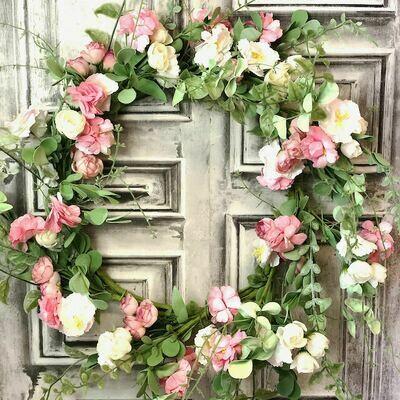 PM2786-PC Wreath