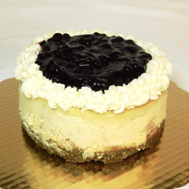 """6"""" Cheesecake"""