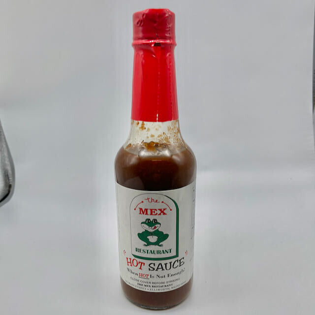 The Mex Hot Sauce