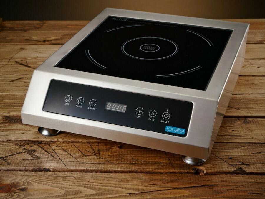 Индукционная плита iPlate 3500 ALINA (без импульса)