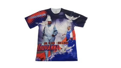 R.I.P. 3D Shirt RUSH