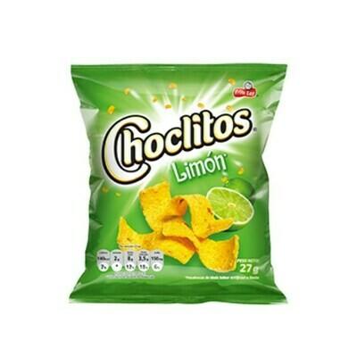 Choclitos limón (paquete individual)