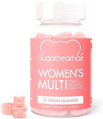 Sugarhairbear®Multivitamins