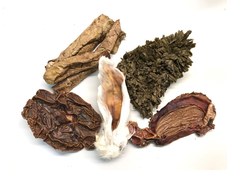 Микс из 5 видов сушенных лакомств