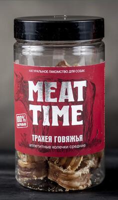 Трахея сушеная MEAT TIME средние кусочки, 90гр