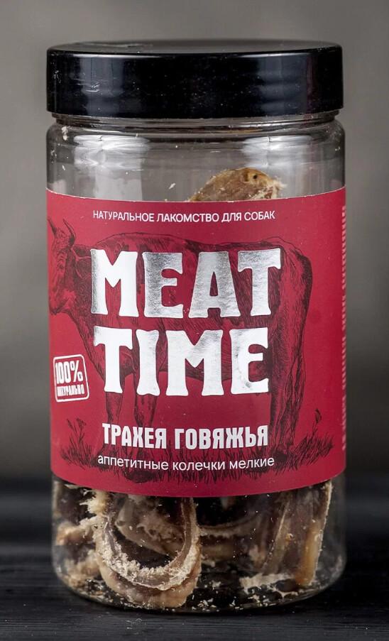 Сушеная трахея MEAT TIME, мелкие кусочки, 90гр.
