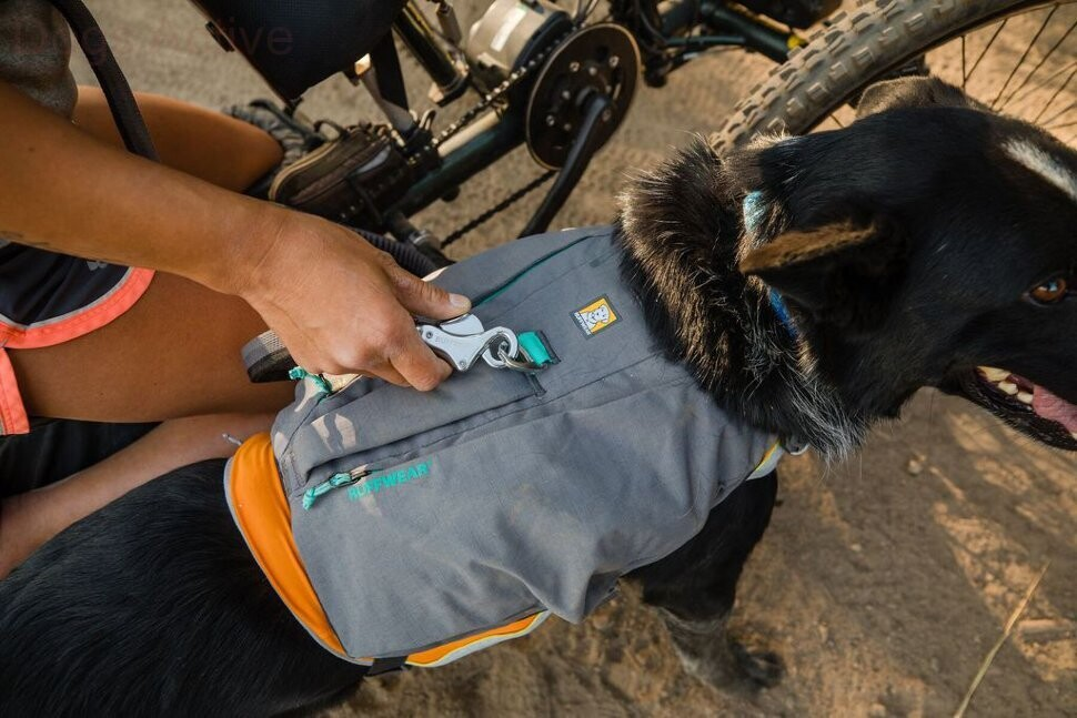 Шлейка-рюкзак для собак RUFFWEAR® SWITCHBACK™