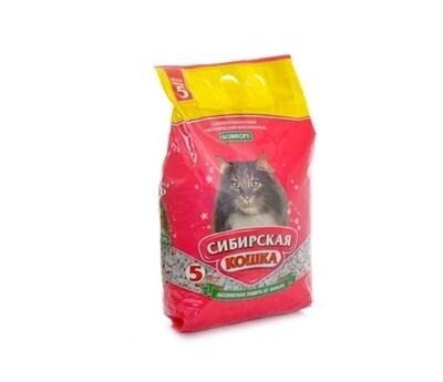 """Сибирская кошка впитывающий наполнитель """"Комфорт"""""""