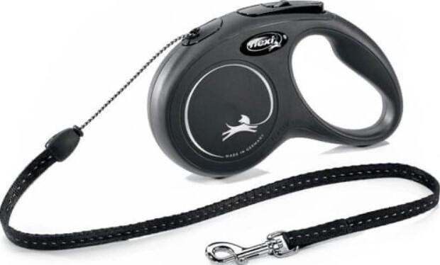 Flexi рулетка New Classic (до 12/15/25 кг) 5 м трос
