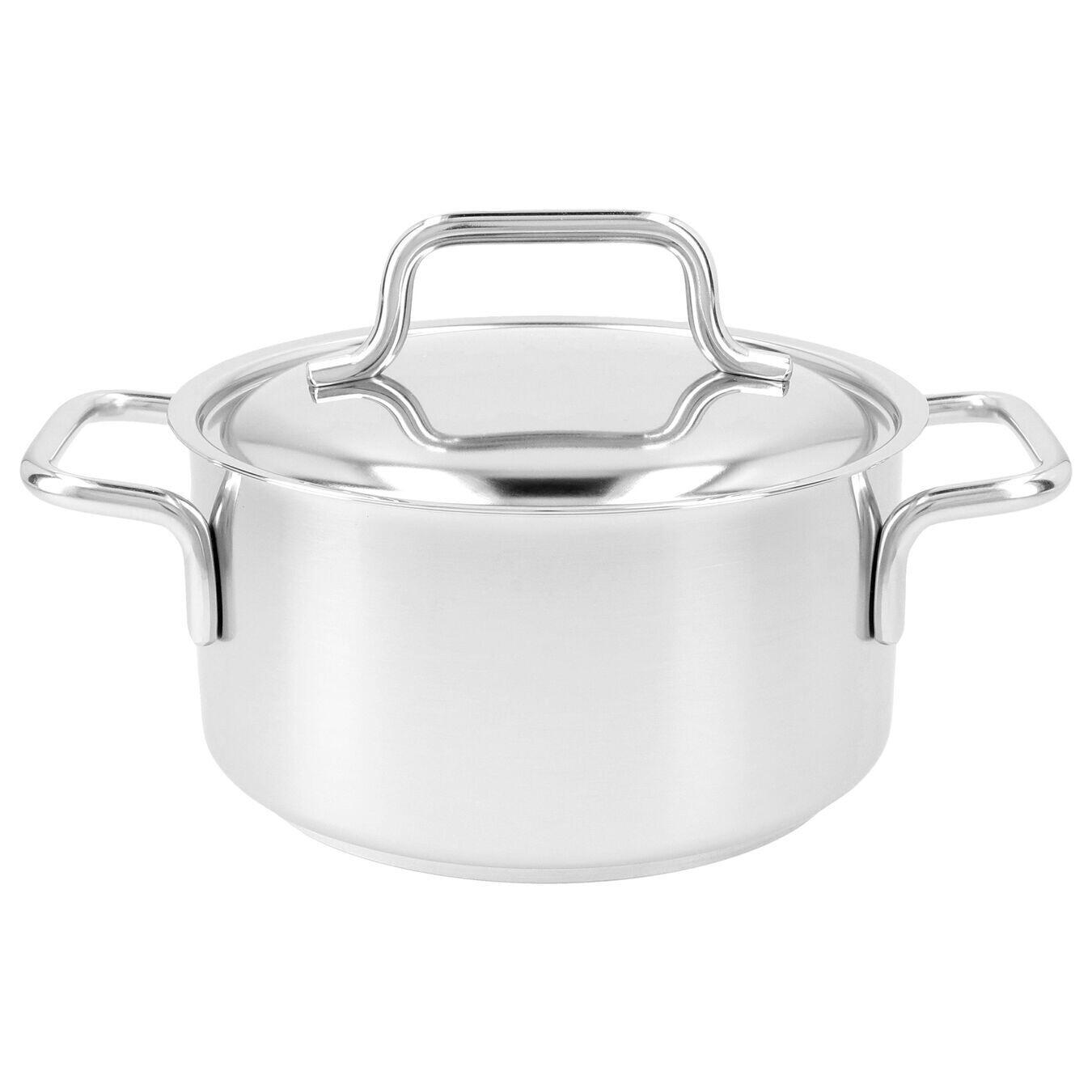 DEMEYERE 'apollo 7' kookpot met deksel 16 cm / 1,5 L  PROMO 115,00 -20%