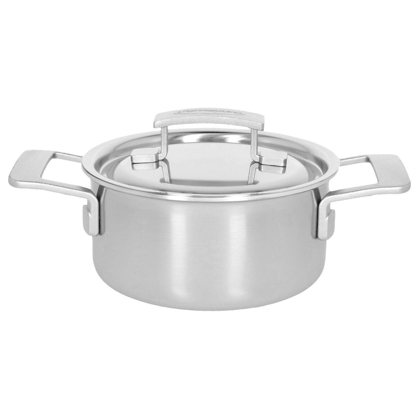 DEMEYERE 'industry 5' kookpot met deksel 16cm / 1,5L   PROMO 149,00 -30%