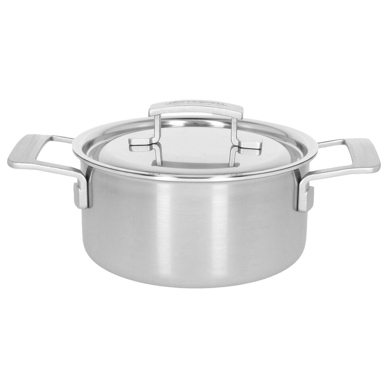 DEMEYERE 'industry 5' kookpot met deksel 18cm / 2,25L   PROMO 165,00 -30%