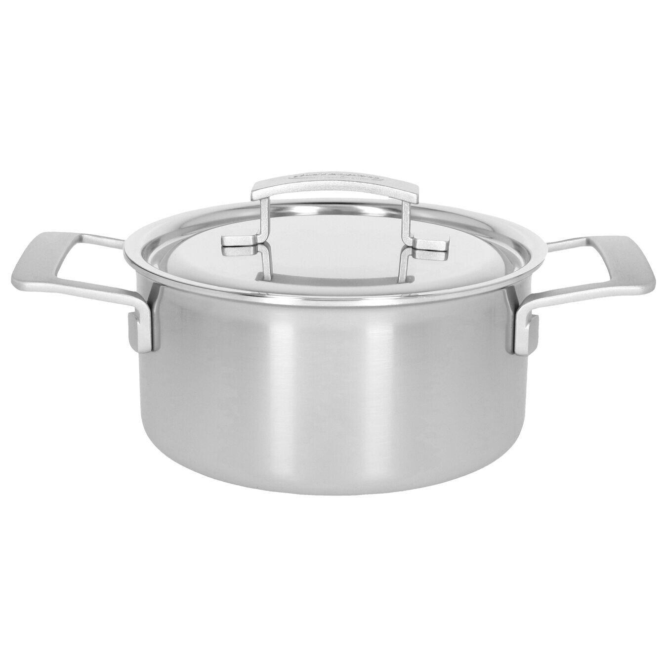 DEMEYERE 'industry 5' kookpot met deksel 20cm / 3L   PROMO 175,00 -30%