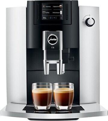 JURA E6 platinum EB koffievolautomaat