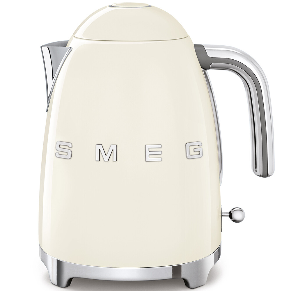 SMEG waterkoker crème