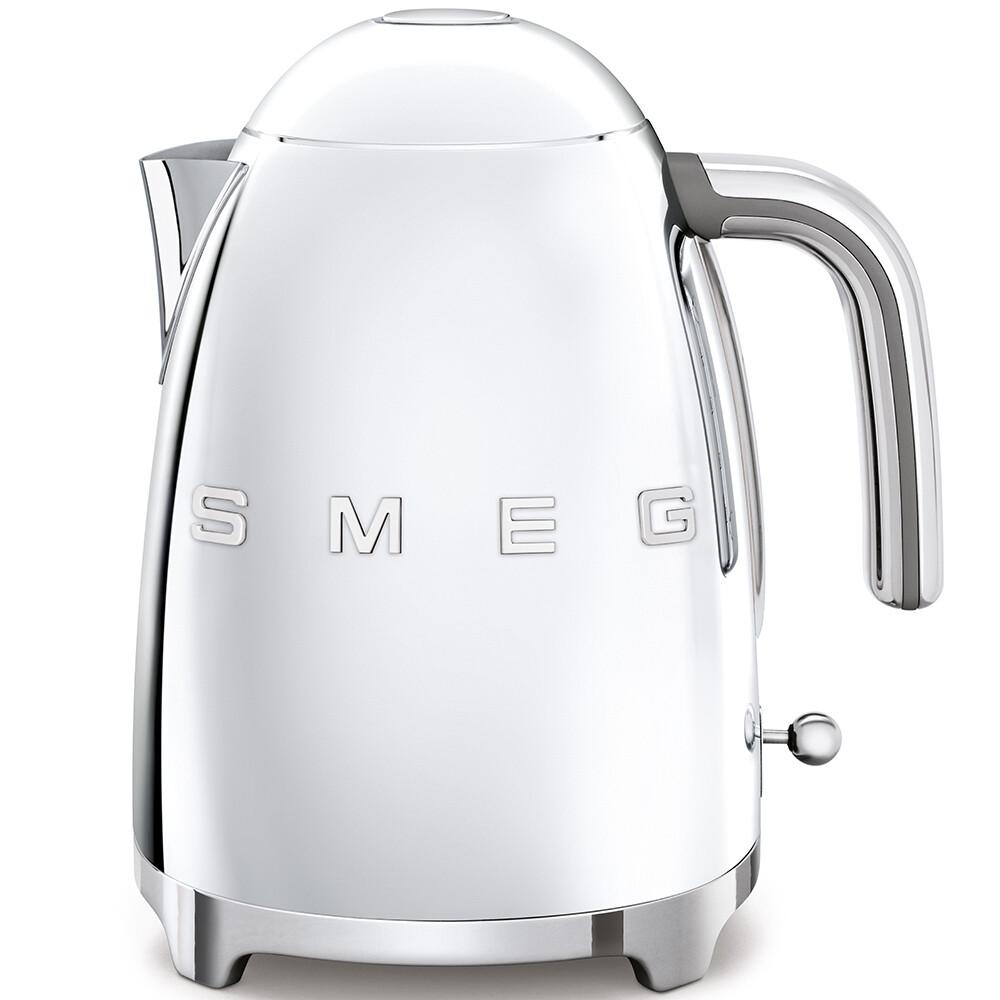 SMEG waterkoker chromé