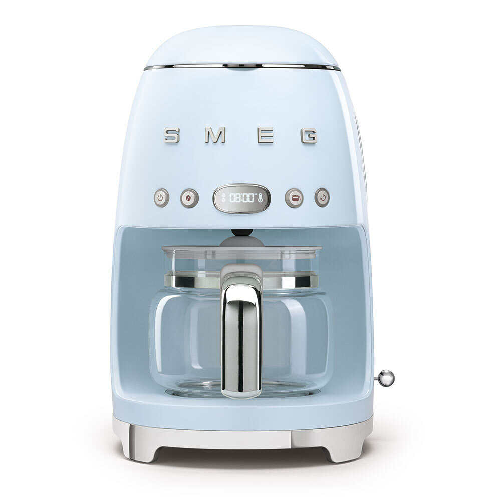 SMEG filterkoffiezetapparaat pastelblauw
