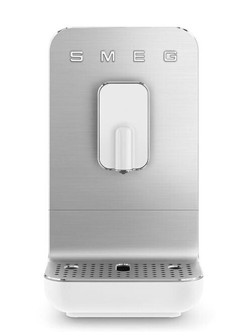 SMEG Bean to Cup automatische koffiemachine wit