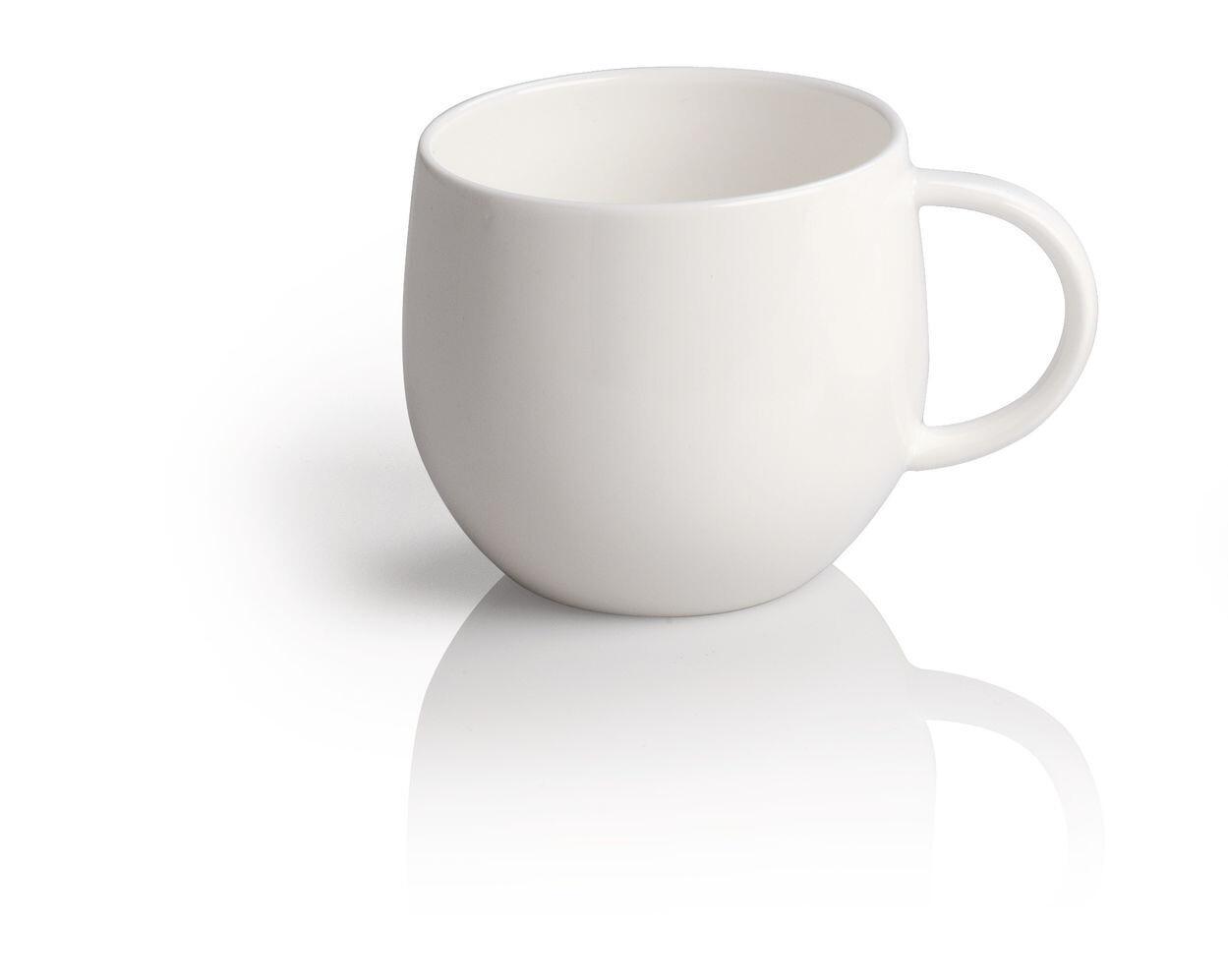 ALESSI 'all-time' set/4 koffietassen H7,5cm