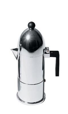 ALESSI 'la cupola' espresso koffiemaker 3 cups