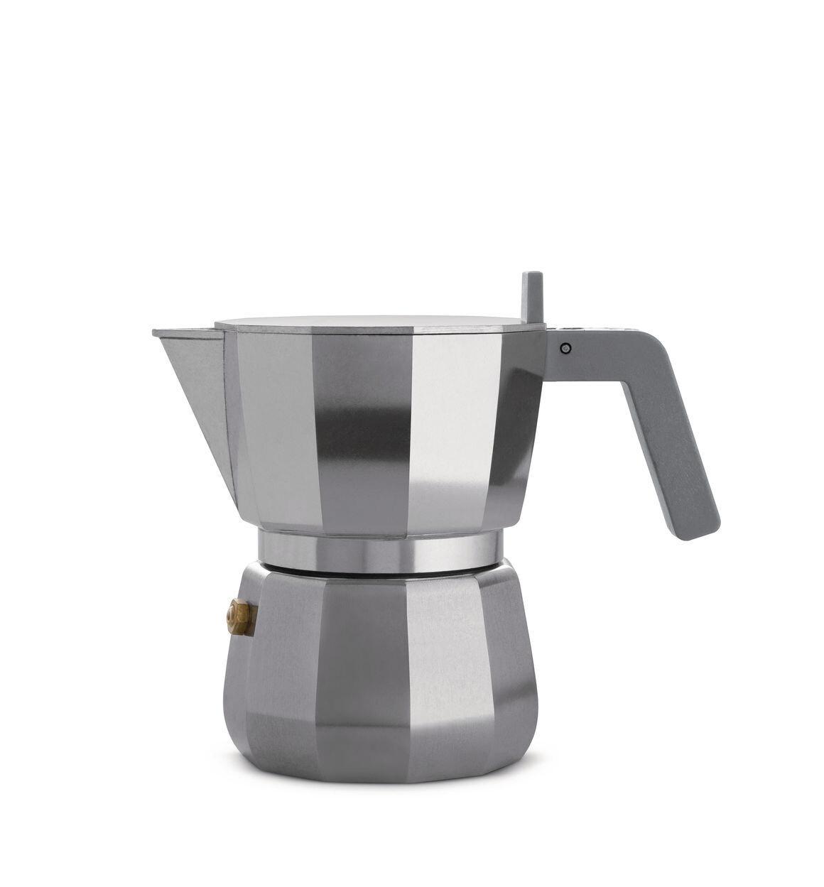 ALESSI 'moka' espresso koffiemaker 3 cups
