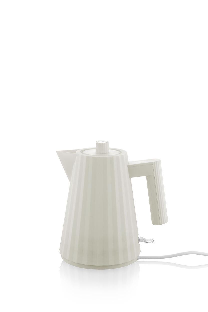 ALESSI 'plissé' elektrische waterkoker 1,0L wit