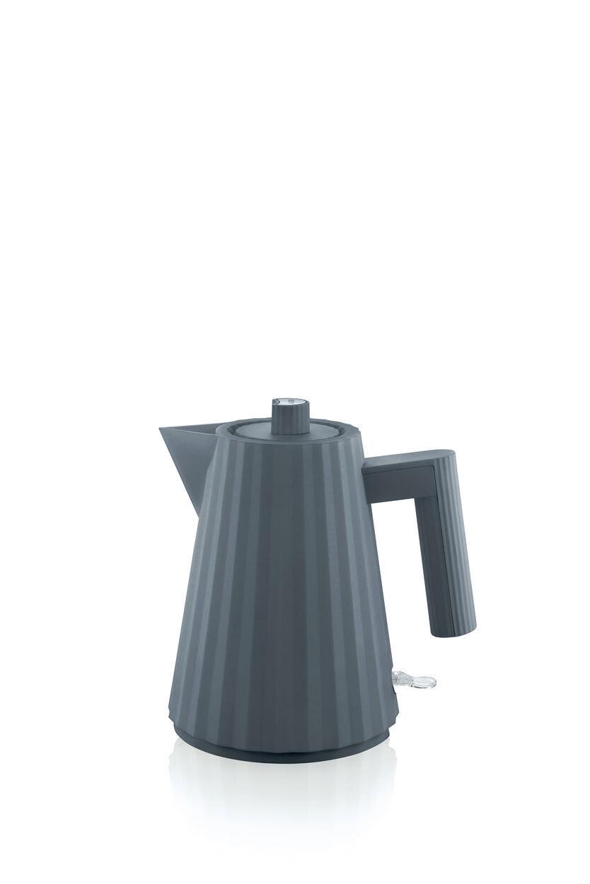 ALESSI 'plissé' elektrische waterkoker 1,0L grijs