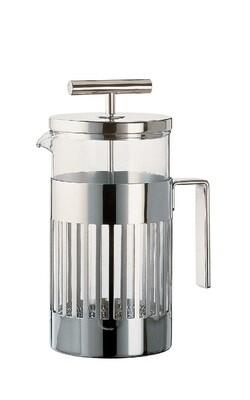 ALESSI 'aldo rossi' koffiemaker pers 8 cups