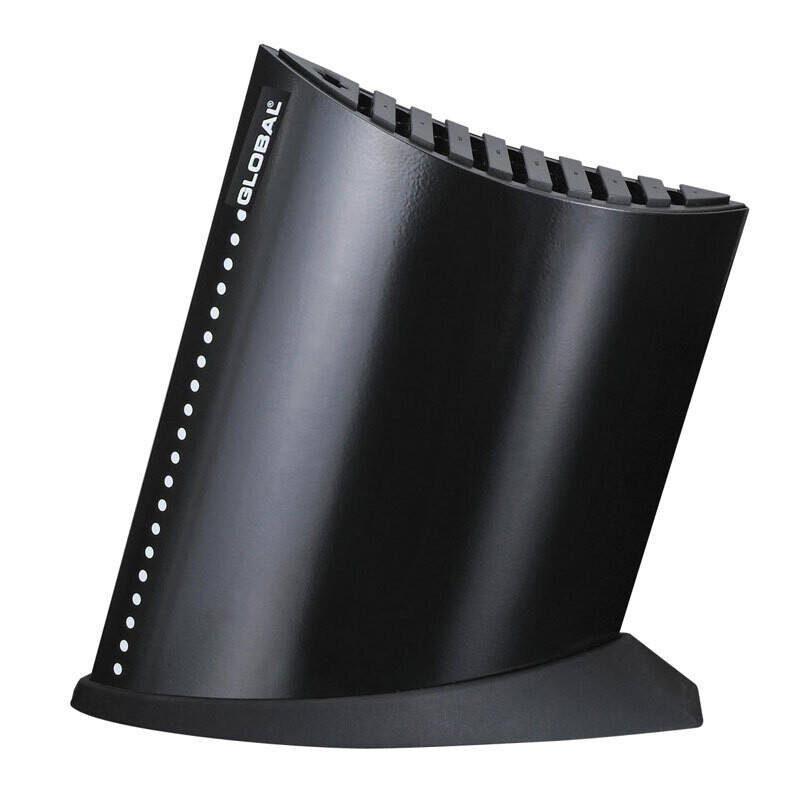 GLOBAL messenblok boot zwart  PROMO 149,00 -35%