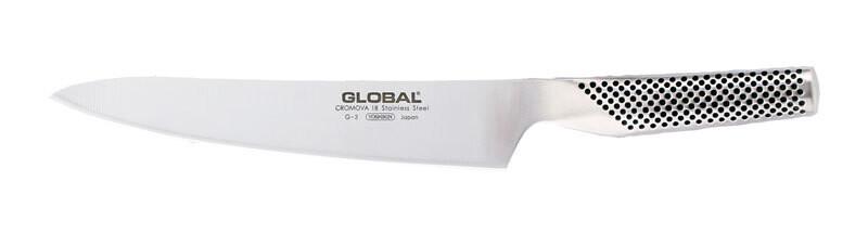 GLOBAL G-3 vleesmes 21cm