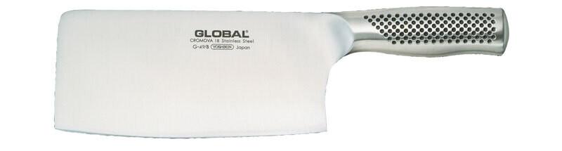 GLOBAL G-49 chinese chopper 18cm