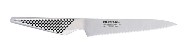 GLOBAL GS-14 kartelmes grof 15cm