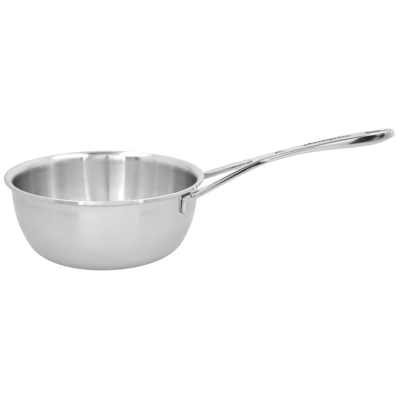 DEMEYERE 'silver 7' conische sauteuse 18cm / 1,5L
