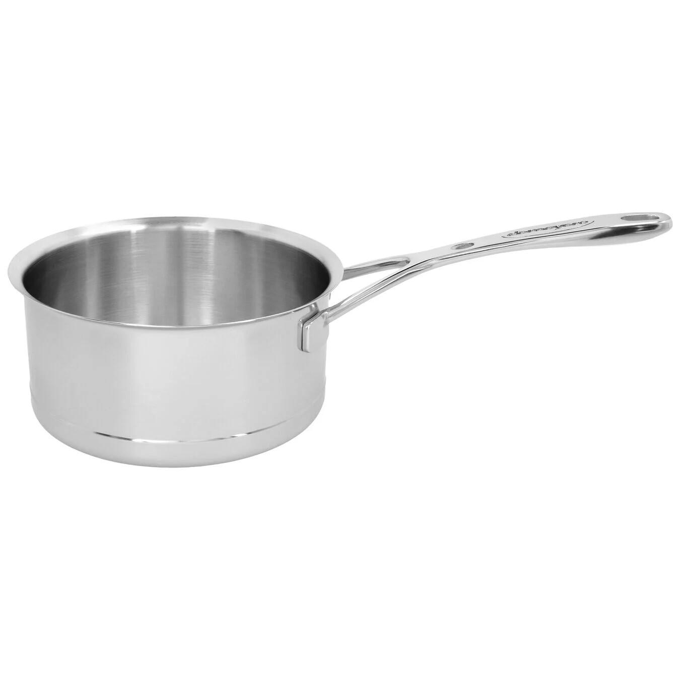DEMEYERE 'silver 7' steelpan 16cm / 1,5L